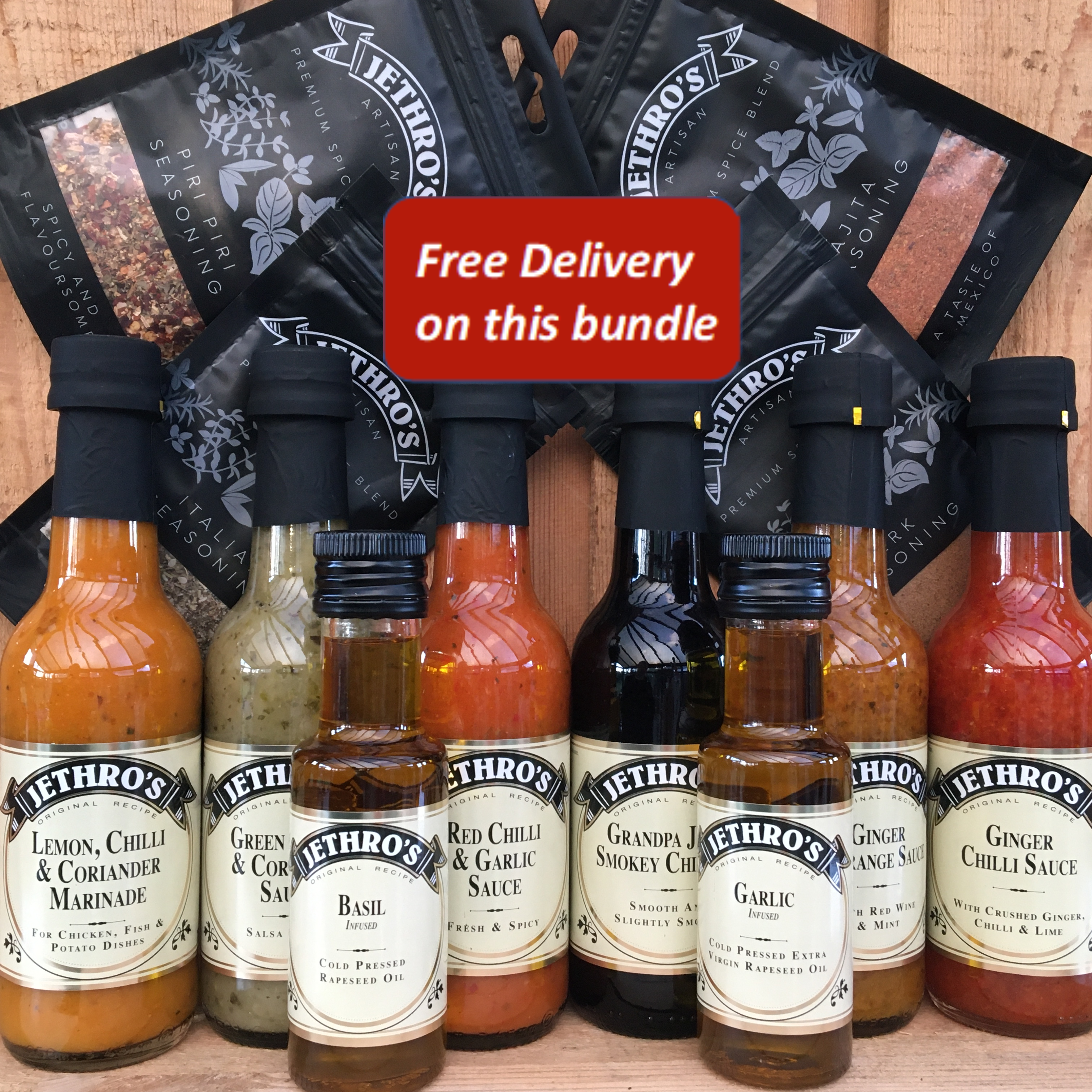 Bundle 2 with free delivery